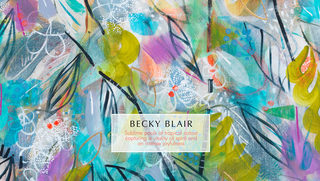 Becky Blair Limited Edition Prints