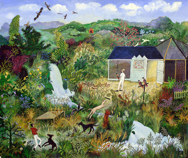 Anna Pugh - Flying Kites