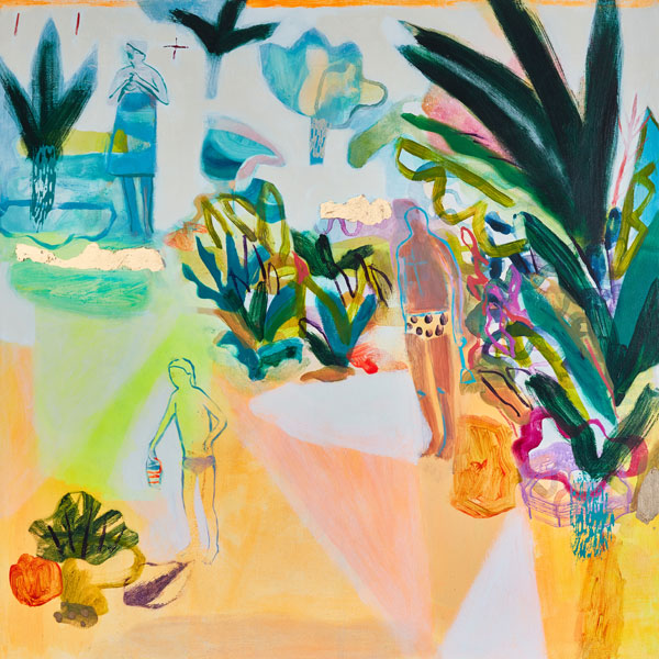 BB3015 - Becky Blair - A Piece of Paradise -  Signed Limited Edition Print