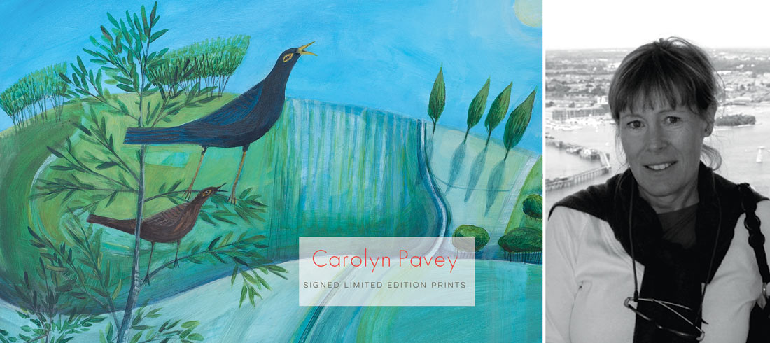 Carolyn Pavey Limited Edition Prints