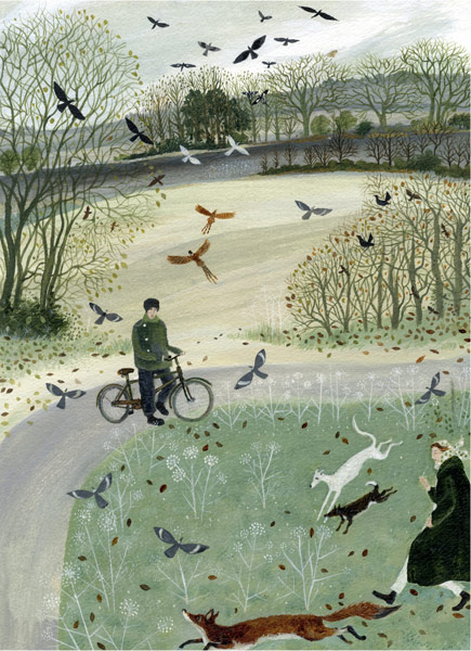 DN3001-Dee-Nickerson-A-Disturbance-of-the-Peace-Limited-Edition-Print