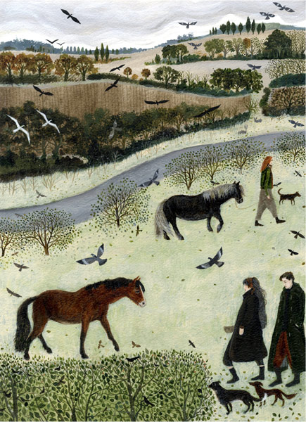 DN3003-Dee-Nickerson-Changing-Times-Limited-Edition-Print