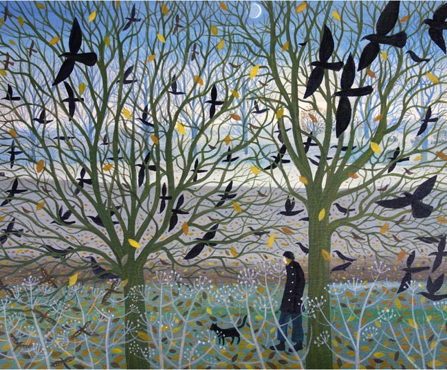 DN3021-Dee-Nickerson-Early-Risers-signed-limited-edition-print