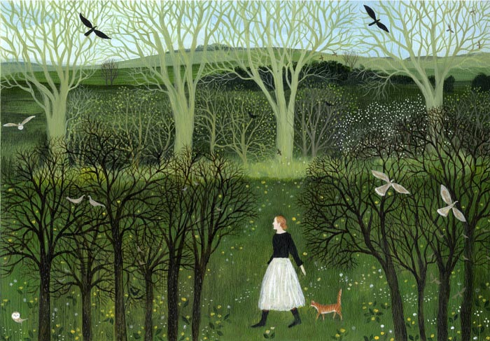 DN3052-Dee-Nickerson-The-Owl-and-the-Pussy-Cat-Limited-Edition-Print