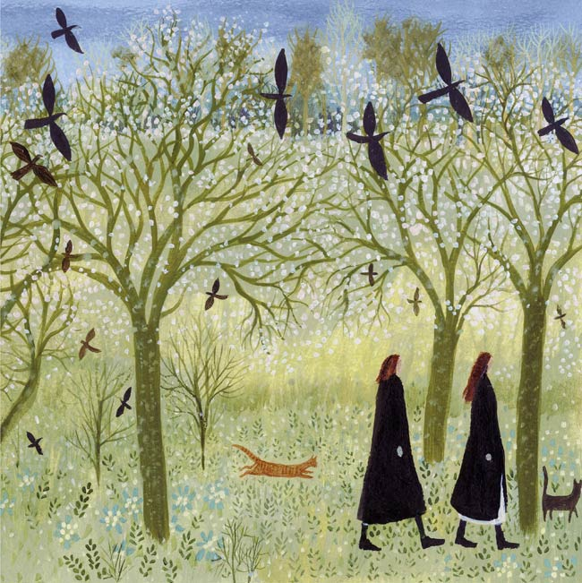 DN3102-Dee-Nickerson-Out-with-the-Cats-Limited-Edition-Print
