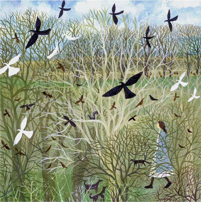 DN3103-Dee-Nickerson-Walk-on-the-Wildside-Limited-Edition-Print