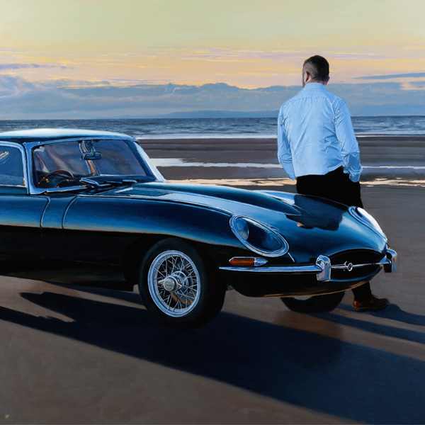 Iain Faulkner - A Break in the Journey Limited Edition Print