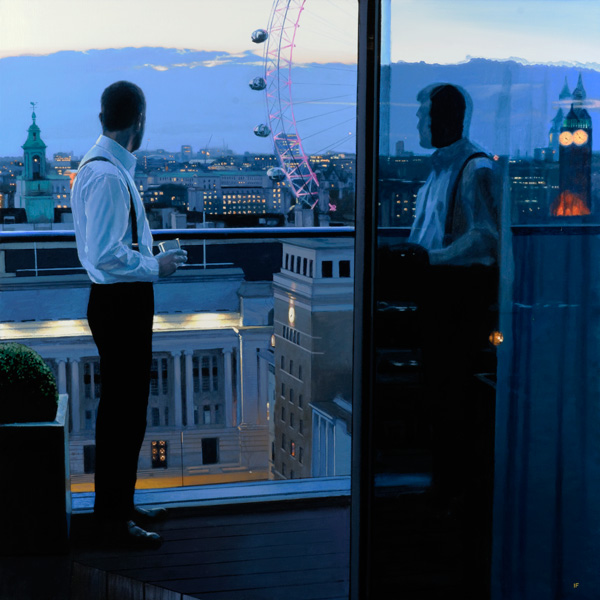 Iain Faulkner - London Evening