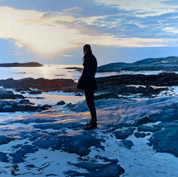 Iain Faulkner - Sanna Sands - Signed limited edition print