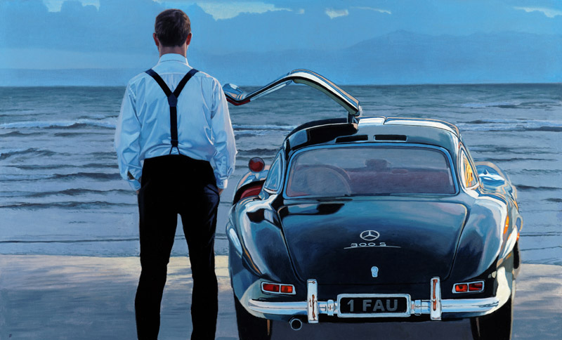IF6411-Iain Faulkner-Detour-Signed-Limited-Edition-Print