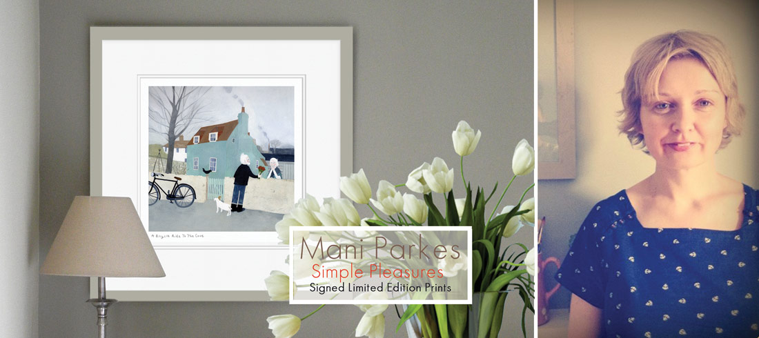 Mani Parkes Limited Edition Prints