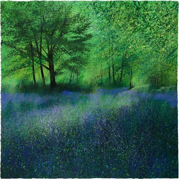 PE3070-Paul-Evans-Secret-Bluebells-signed-limited-edition-print