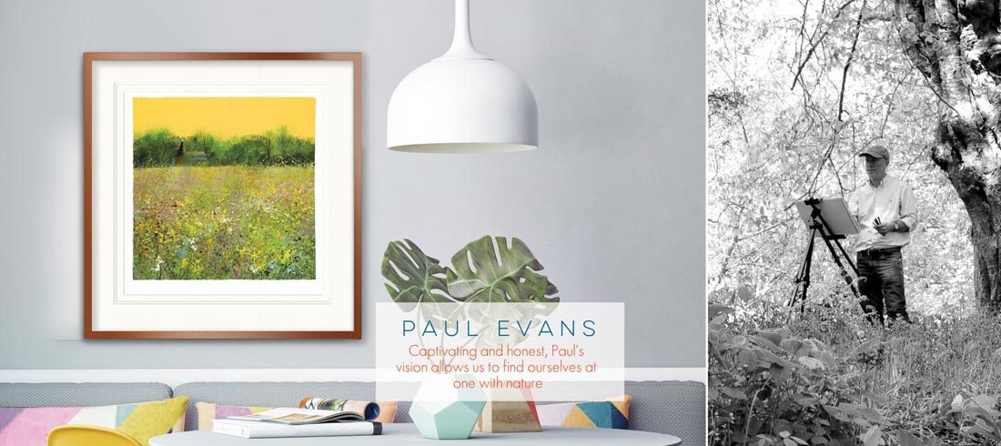 Paul Evans Limited Edition Prints