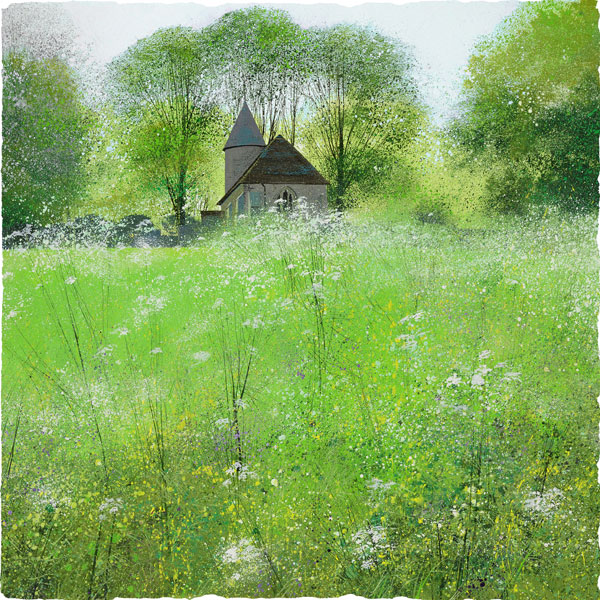 Paul Evans Quiet Meadow Limited Edition Print