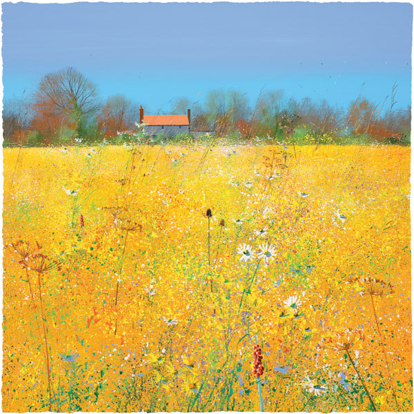 Paul Evans September Sunshine Limited Edition Print