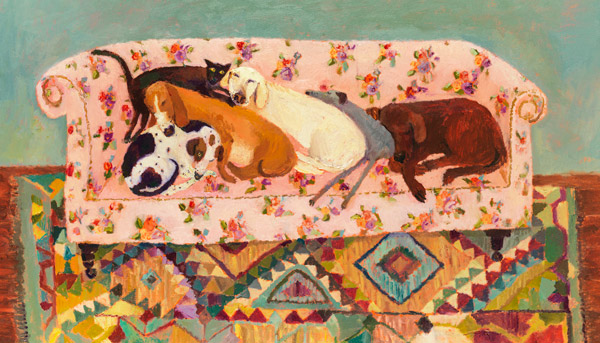 Vanessa Cooper - Let Sleeping Dogs Lie