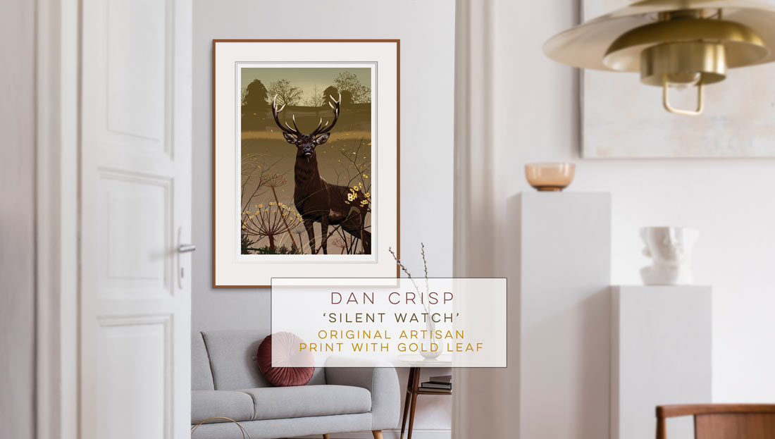 Dan Crisp Limited Edition Prints