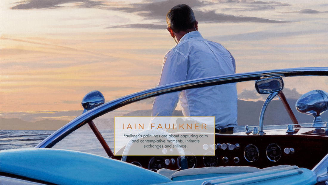 Iain Faulkner Limited Edition Prints
