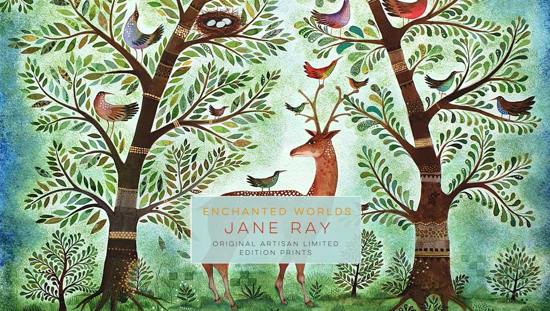 Jane Ray Signed Limited Edition Prints