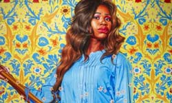 Kehinde Wiley The Yellow Wallpaper