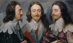 Charles I exhibition royal academy of arts