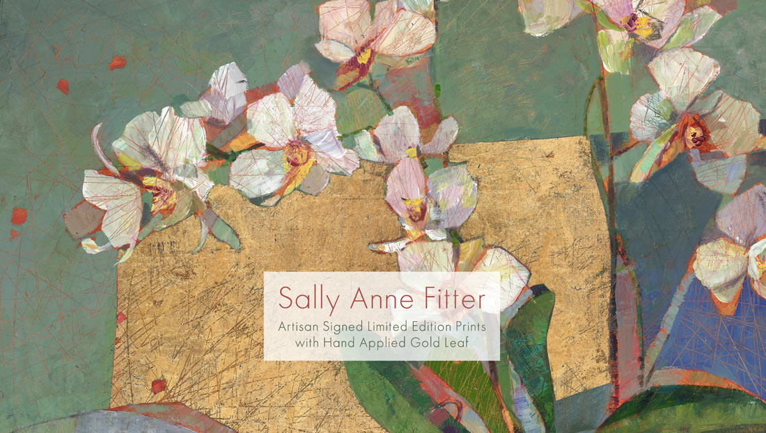 Sally Anne Fitter Signed Limited Edition prints