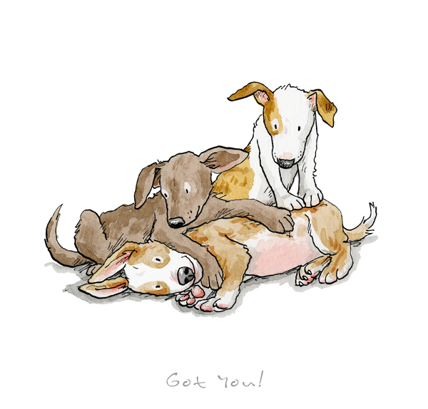 Anita Jeram - Got You!