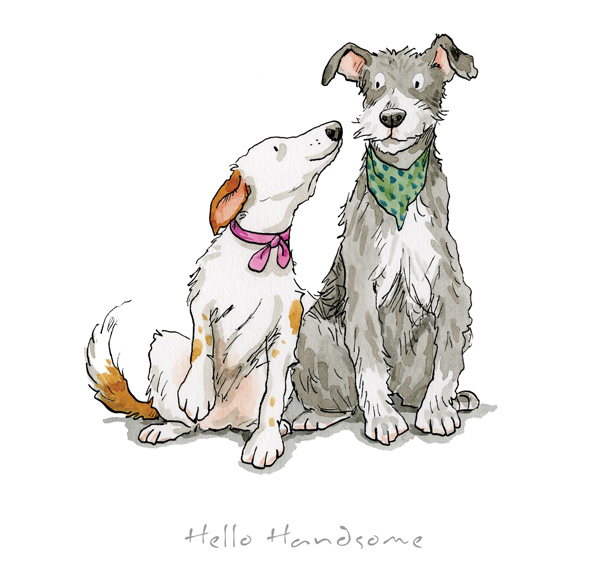 Anita Jeram - Hello Handsome