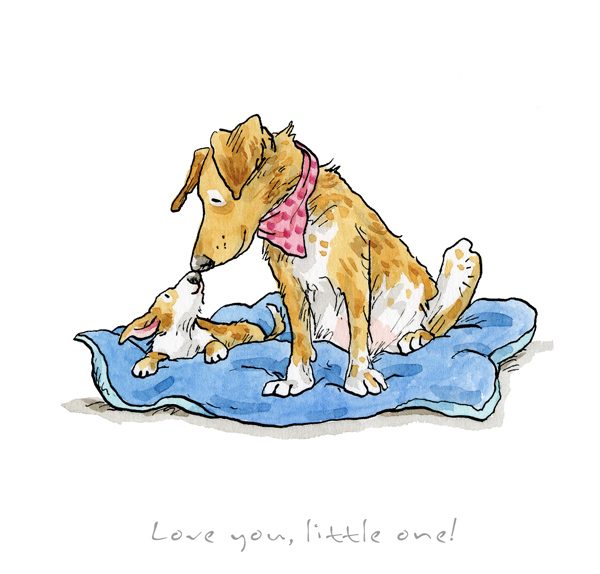 Anita Jeram - Love You, Little One