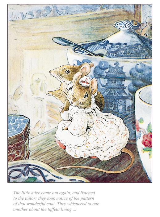 Beatrix Potter - Tale of the Tailor of Gloucester