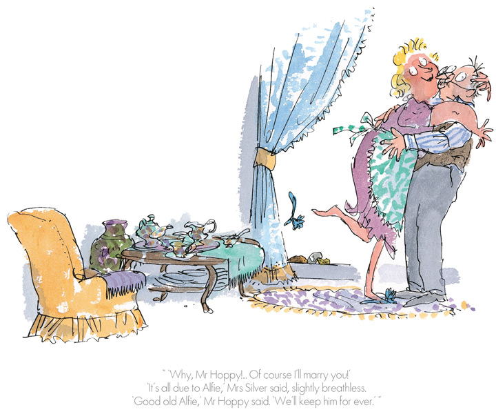 Roald Dahl - Of course I'll marry you - Esio Trot