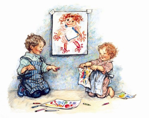 Shirley Hughes - A Picture of Annie Rose
