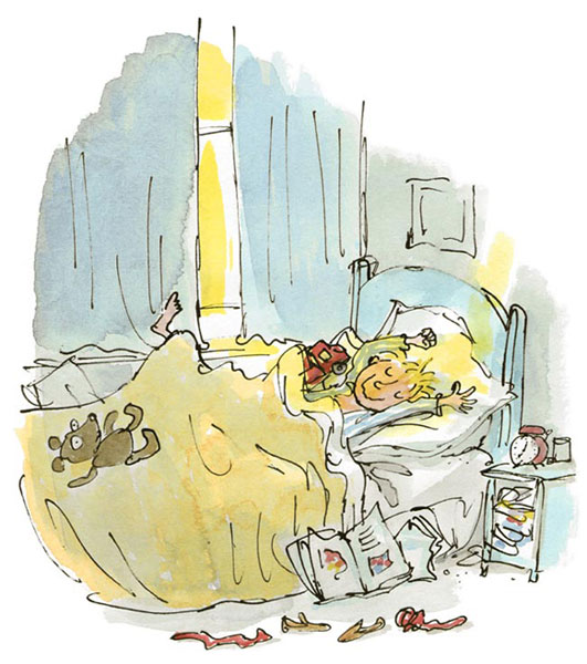 Sir Quentin Blake - This is Simpkin