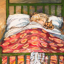 Shirley Hughes Limited Edition Prints